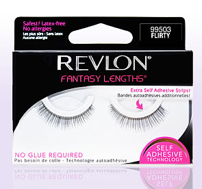 Revlon Fantasy Length Self Adhesive Lashes