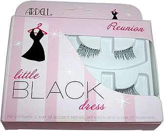 Ardell Little Black Dress Reunion - MadameMadeline.com False Eyelashes