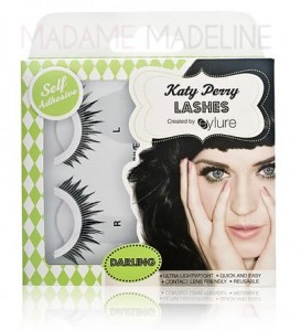 Katy Perry Self Adhesive at www.MadameMadeline.com