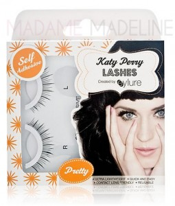 Eylure Katy Perry Self Adhesive Pretty Lashes