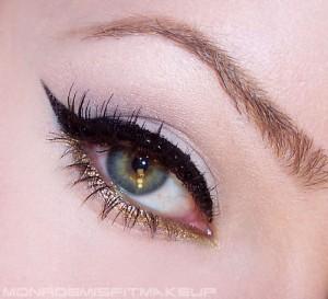 Bullseye just a girl Katy false eyelashes
