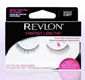 Revlon Fantasy Length Self Adhesive Lashes