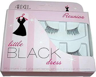 Ardell Little Black Dress Reunion - MadameMadeline.com False Eyelashes