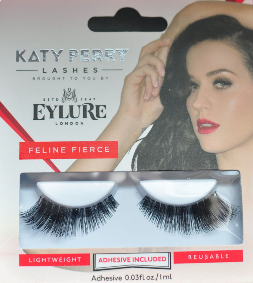 Katy-Perry-Eyelure-Lashes-Feline-Fierce-madame madeline
