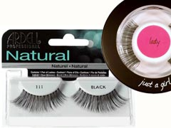 Ardell Eyelashes 111 Vs Bullseye Lady Lashes For Big Eyes