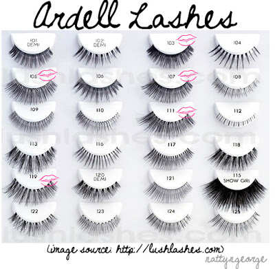 Where to Buy False Eyelashes? Styles & Brands Falsies 101
