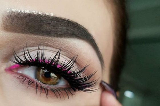 11 HACKS FOR THOSE WHO WEAR FALSE LASHES