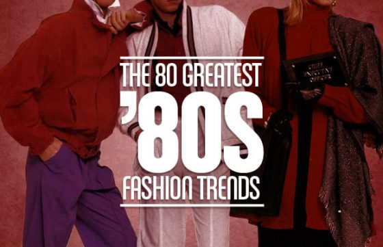 80s fashion trends big lashes