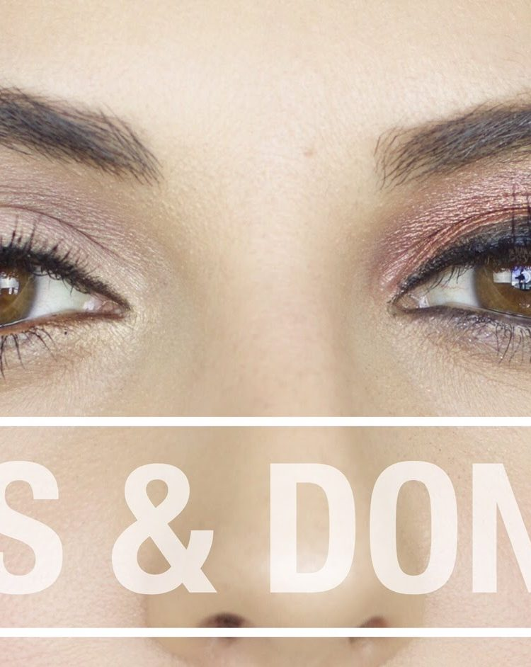 Natural Looking Eye Make-up Just In 10 Minutes