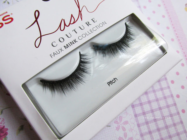 Lash Review Kiss Lash Couture Faux Mink Collection Pitch