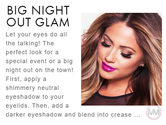 Big Night Out Glam