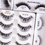fake lashes styles for wedding