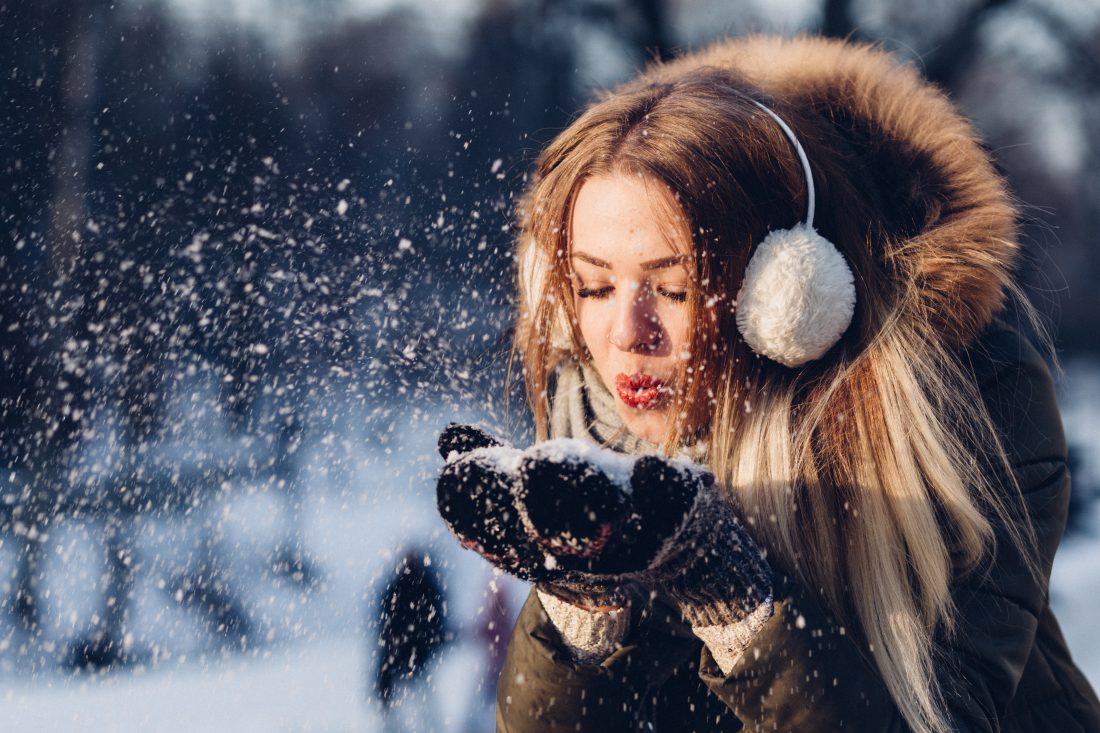 4 Tricks for Beautiful Hair This Winter