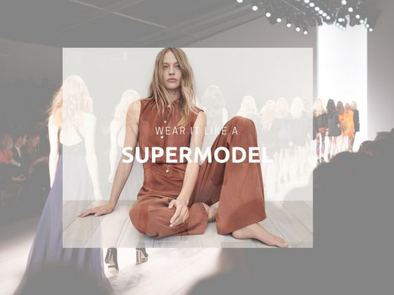 How to Pull Off a Jumpsuit Like a Supermodel