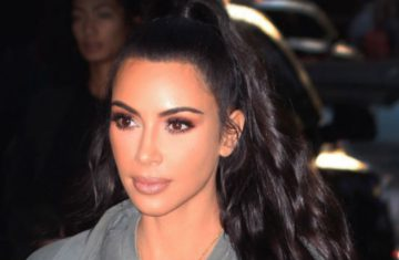 Kim Kardashian drugstore products
