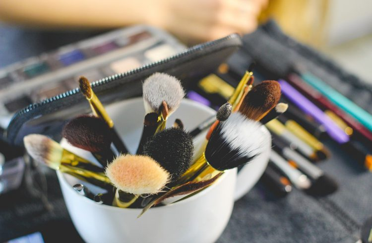 Your Makeup Brushes